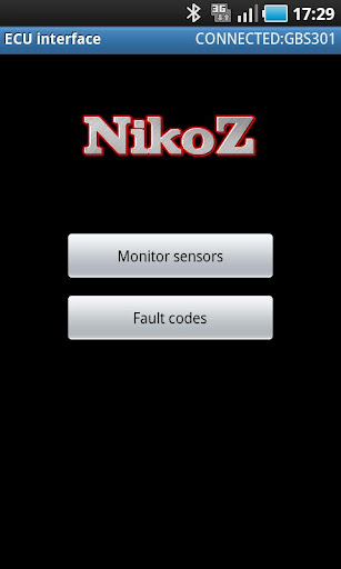 NikoZ - Nissan Diagnostic App