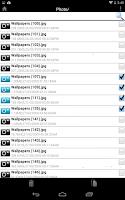 Screenshot of D-Link SharePort Mobile