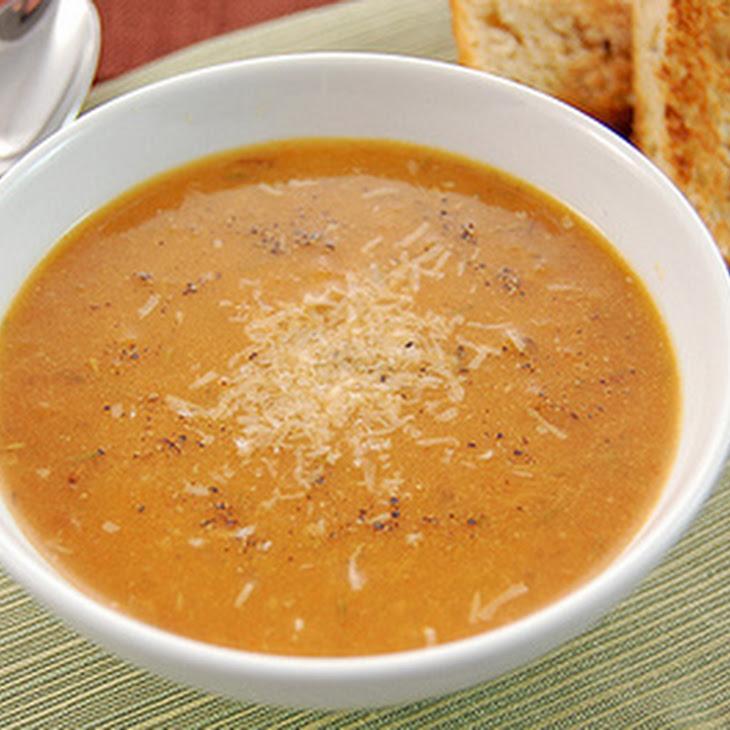 roasted garlic tomato soup pancakewarriors roasted tomato and garlic ...
