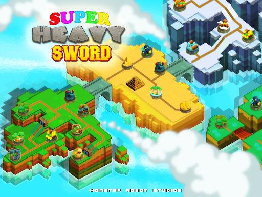 Super Heavy Sword - screenshot