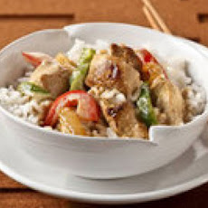 Thai Curry Chicken & Rice