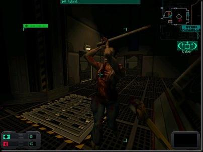 ¡Los zombis de System Shock 2 no son zombis, son infectados!