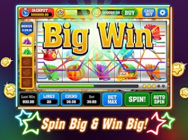Screenshot of Slot Stars Free SLOTS Machines