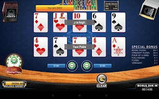 Screenshot of The New Poker