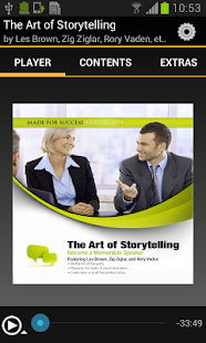 The Art of Storytelling - screenshot