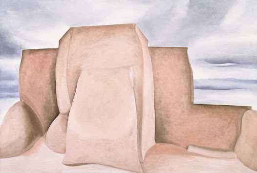 Beginning in 1929, O'Keeffe began traveling to New Mexico