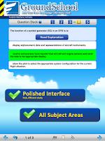 Screenshot of FAA A&P Airframe Test Prep