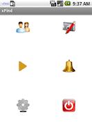 Screenshot of xFind - Friend Finder