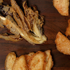 Radicchio, Apple, and Squash Tempura Recipe