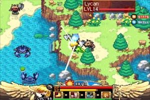 Screenshot of ZENONIA®