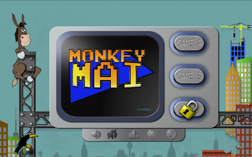 Monkey Mai - screenshot