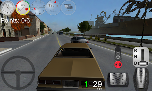 Duty Driver Taxi FULL apk screenshot