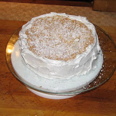 Martha Washington Creme Cake