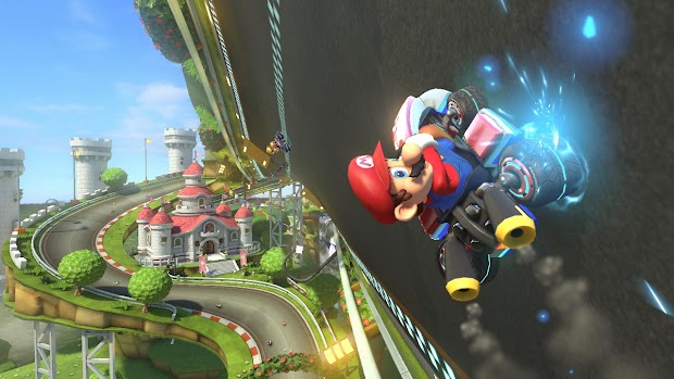 Nintendo to give away a free game with Mario Kart 8