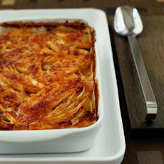 Fennel and Potato Gratin