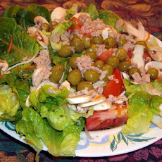 French Salad- Salade Composee