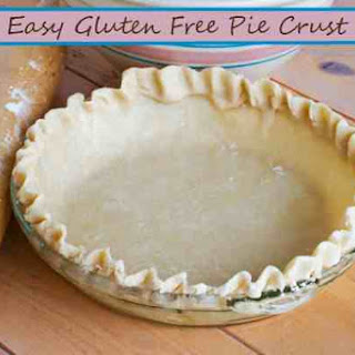 Easy Gluten Free Pie Crust