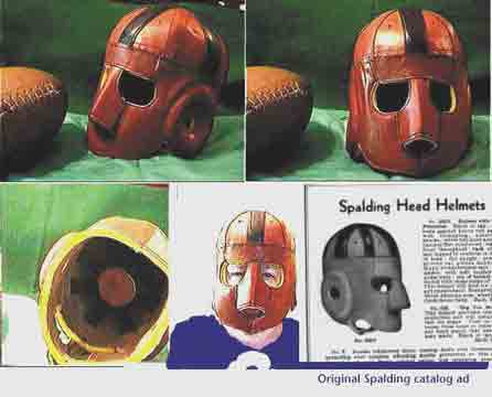 An image of the short lived Execution style helmet
