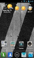 Screenshot of Motoblur HD Apex / Nova Theme