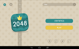 Screenshot of 2048 EXTENDED!