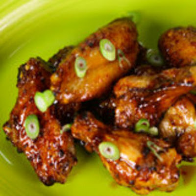 """Blow Your Mind"" Baked Chicken Wings"