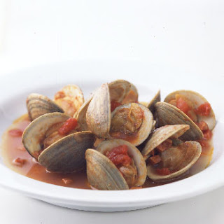 Clams And Chorizo With Tomato And Garlic Recipes