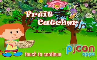 Screenshot of Fruit Catcher