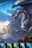 Screenshot of Dragon Wallpaper