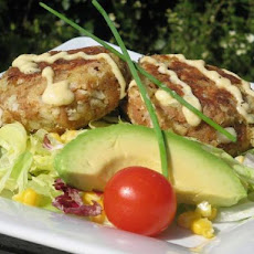 Asian Inspired Tuna Cakes