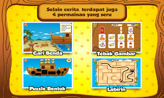 Screenshot of Cerita Anak: Malin Kundang