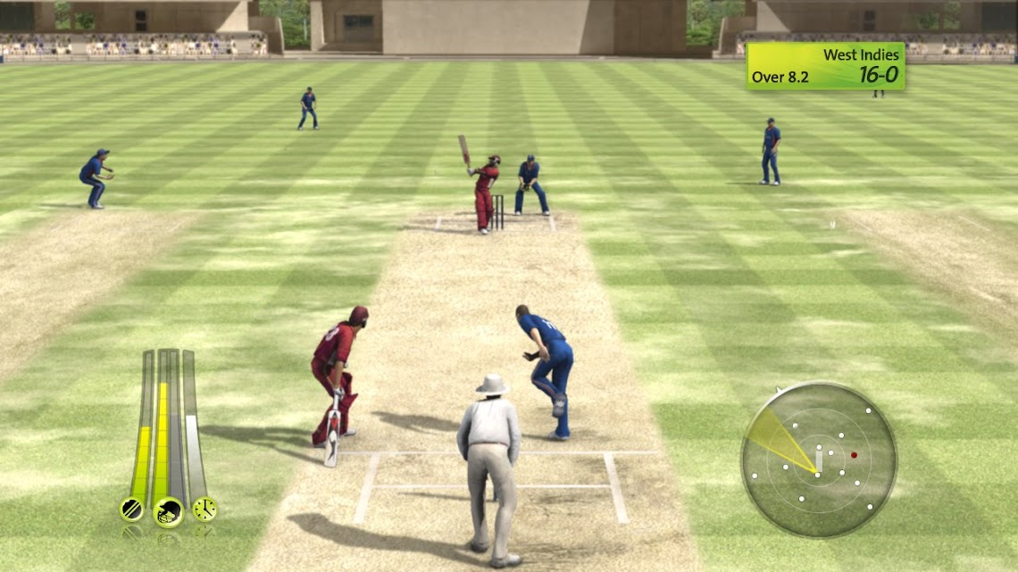 Brian Lara International Cricket 2007
