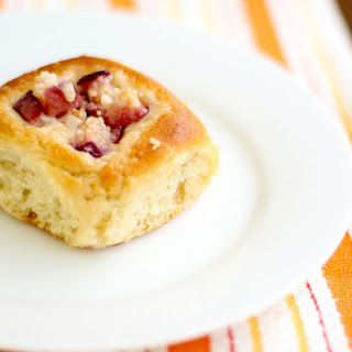 Peach-Filled Kolache