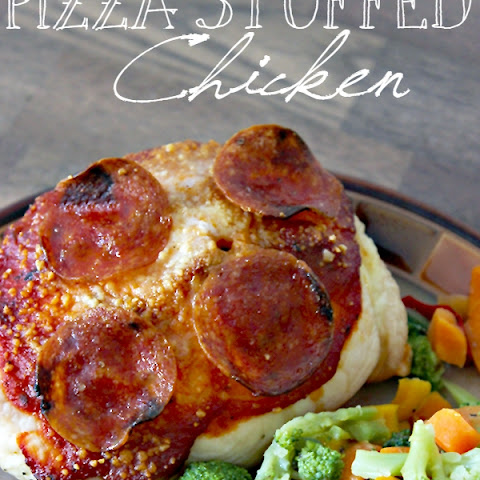... pizza stuffed chicken breasts cafe delites pizza stuffed chicken