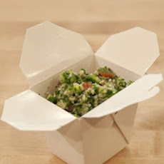 Travel Tabbouleh
