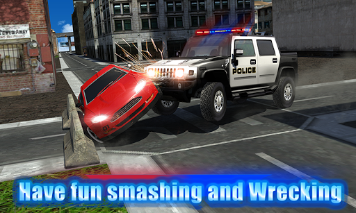 Police Force Smash 3D - screenshot
