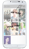 Screenshot of TEEN TOP Lockscreen
