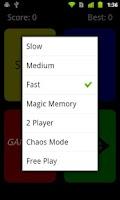 Screenshot of Classic Colors