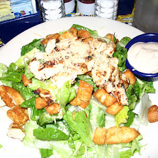 Caesar Salad (With Chicken)