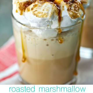 Roasted Marshmallow Coffee Cocktail Shakes