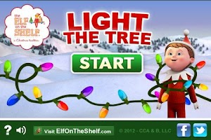 Screenshot of Light The Tree -Christmas Game