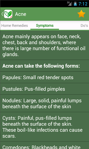 Home Remedies (Pro) - screenshot