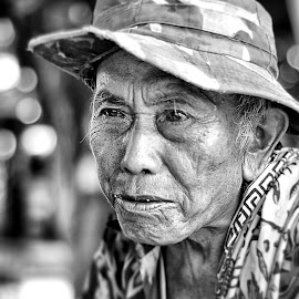 by Rizal Ismail - People Portraits of Men