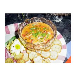 creamy crawfish dip the kitchn cream cheese louisiana hot sauce ...