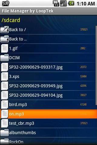 File Manager by LoopTek