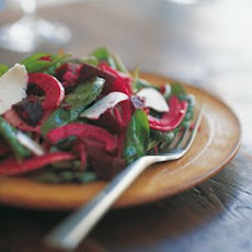 Beet, Fennel and Spinach Salad