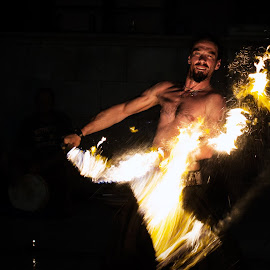 Whip Fire by Ivan Tomaš - People Street & Candids