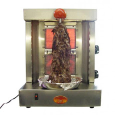 Spinning Grillers- Beef and Lamb Shawarma