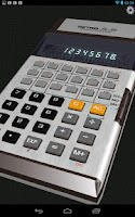 Screenshot of 3D Calculator RetroFX