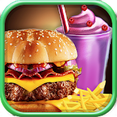 Kitchen Fever – Cooking Game