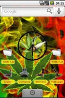 Screenshot of FREE RASTA/ WEED THEME